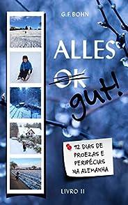 Alles Gut! 92 Dias de Proezas e Peripécias na Alemanha: Livro 2