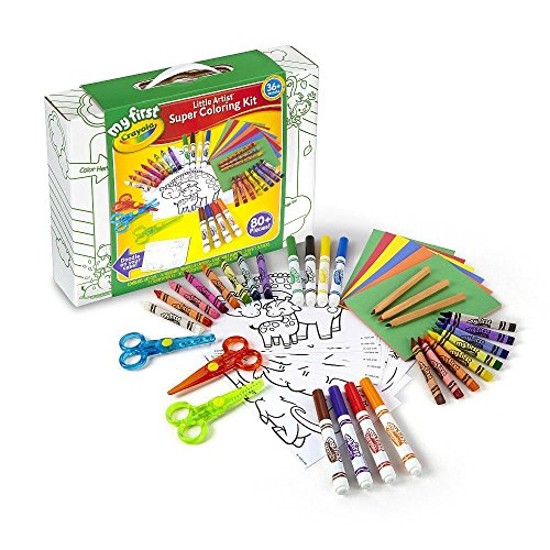 Crayola Little Artist First Coloring