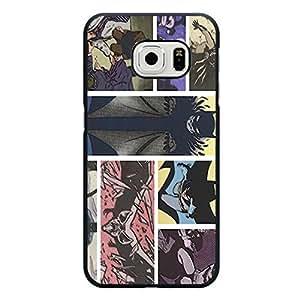 Durable Comic Collage Phone Case Cover For Samsung Galaxy s6 Edge Batman Design