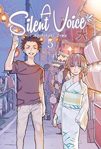 Descargar Libro A Silent Voice, Vol. 5 Yoshitoki Oima