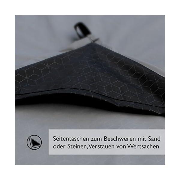 51suZtXKPAL BERGBRUDER Nylon Picknickdecke im Hosentaschenformat - Wasserdicht, Ultraleicht & kompakt - Ground Sheet, Pocket Blanket…