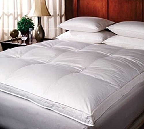 Byourbed Luxury Down-Top Duck California King Featherbed