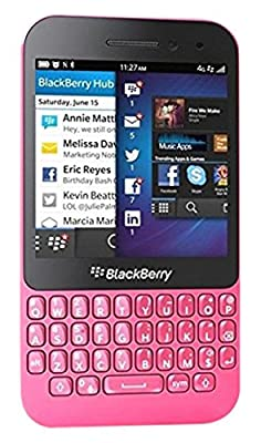 Blackberry RFR101LW Case - Pink from Research in Motion
