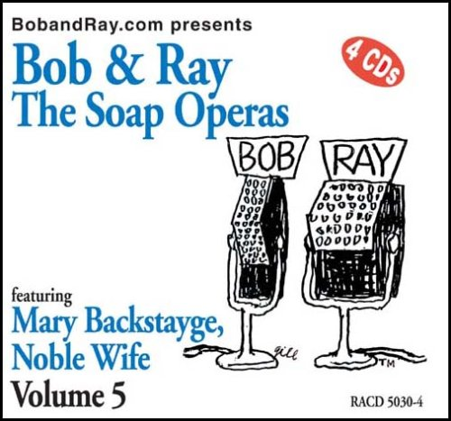 bob-ray-the-soap-operas-volume-5-featuring-mary-backstayge-noble-wife