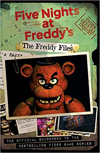 Amazoncom The Freddy Files Five Nights At Freddys