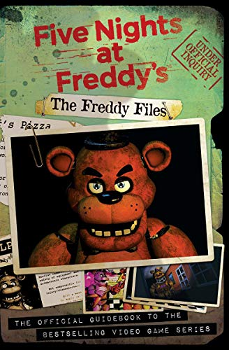 (The Freddy Files (Five Nights At Freddy's))