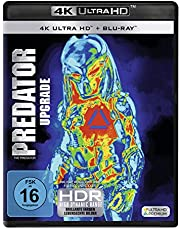Predator - Upgrade  (4K Ultra HD) (+ Blu-ray 2D)
