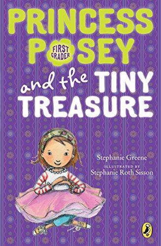 Princess Posey and the Tiny Treasure (Princess Posey, First Grader)
