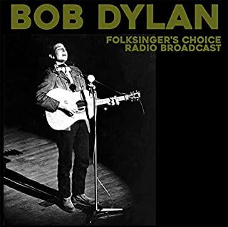 Folksinger's Choice Radio Broadcast