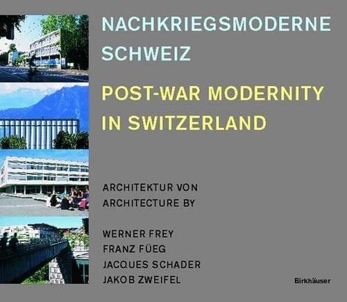 Download Post-War Modernity in Switzerland ebook