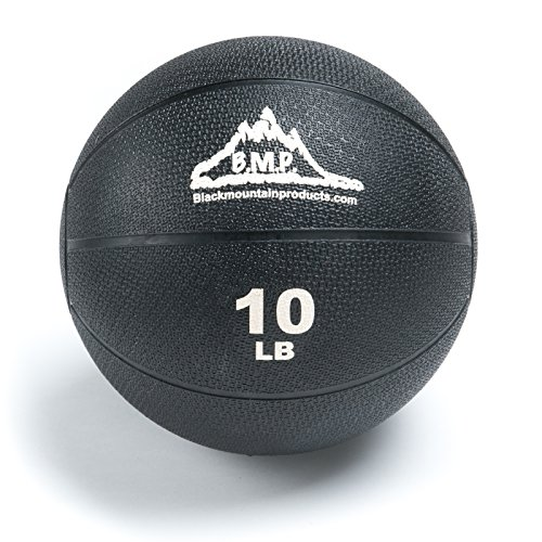 Black Mountain Products black Mountain Medicine Ball - black