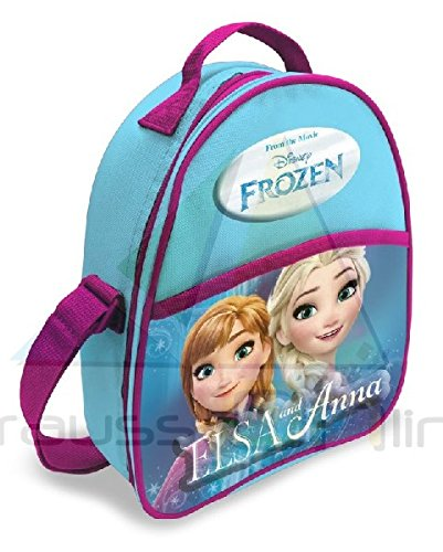 Disney Frozen Bolsa Portamerienda Termica, Color (Kids Euroswan KD-WD19491)