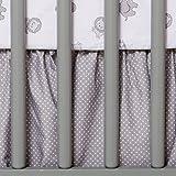 Trend Lab Safari Chevron 3 Piece Crib Bedding