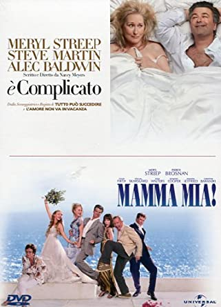 Amazoncom E Complicato Mamma Mia 2 Dvd Vari Movies Tv