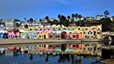 The Colorful Capitola Venetian Hotel - Wide View