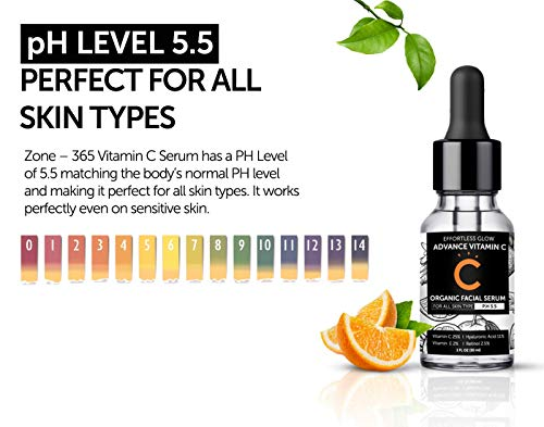 51sufAiIElL - Vitamin C Serum for Face | With Hyaluronic Acid, Retinol, & Vitamin E | Natural Anti Aging & Wrinkle Facial Serum, Best Vitamin C Serum for your Skin (PH 5.5 for all skin types)