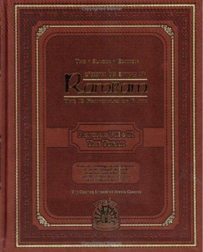 Download Rambam: The 13 Principles of Faith - Principles 8 & 9 - The Slager Edition (The Gutnick Library of Jewish Classics) Kol Menachem Hardcover – January 1, 2008 pdf