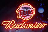 Desung Brand New 17''x13'' B udweiser Beer Sports Team MT Neon Sign (Various sizes) Bar Pub Man Cave Business Glass Neon Lamp Light DF67