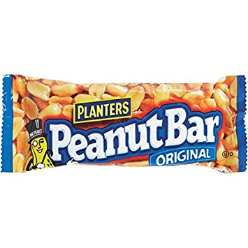 Amazon.com : Planters Original Peanut Bar, PLANTERS ORIG PEANUT BAR on planters snack mix, planters peanuts candies, peanuts fruit snacks, planters mixed nuts, planters corn snacks,
