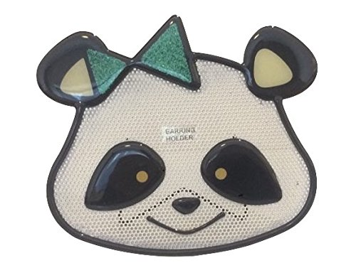 Import Mountain Panda Earring Holder by Import Mountain
