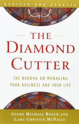 The Diamond Cutter: The Buddha on Managing Your Business and Your (Cutter Decal)