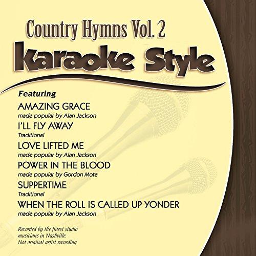 Karaoke Style: Country Hymns, Vol. 2