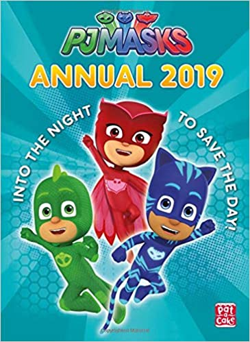 Annual 2019: Perfect for little heroes everywhere! PJ Masks: Amazon