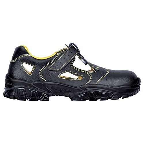 Cofra BA050-000.W47 Don S1 Chaussures de sécurité SRC Taille 47 Noir
