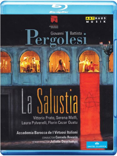 Corrado Rovaris - La Salustia (Blu-ray)