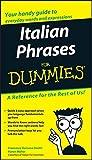 Image of Italian Phrases For Dummies