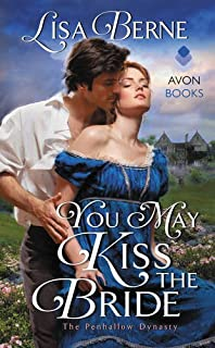 Book Cover: You May Kiss the Bride: The Penhallow Dynasty