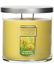 Yankee Candle Small Tumbler Candle, Line-Dried Cotton™