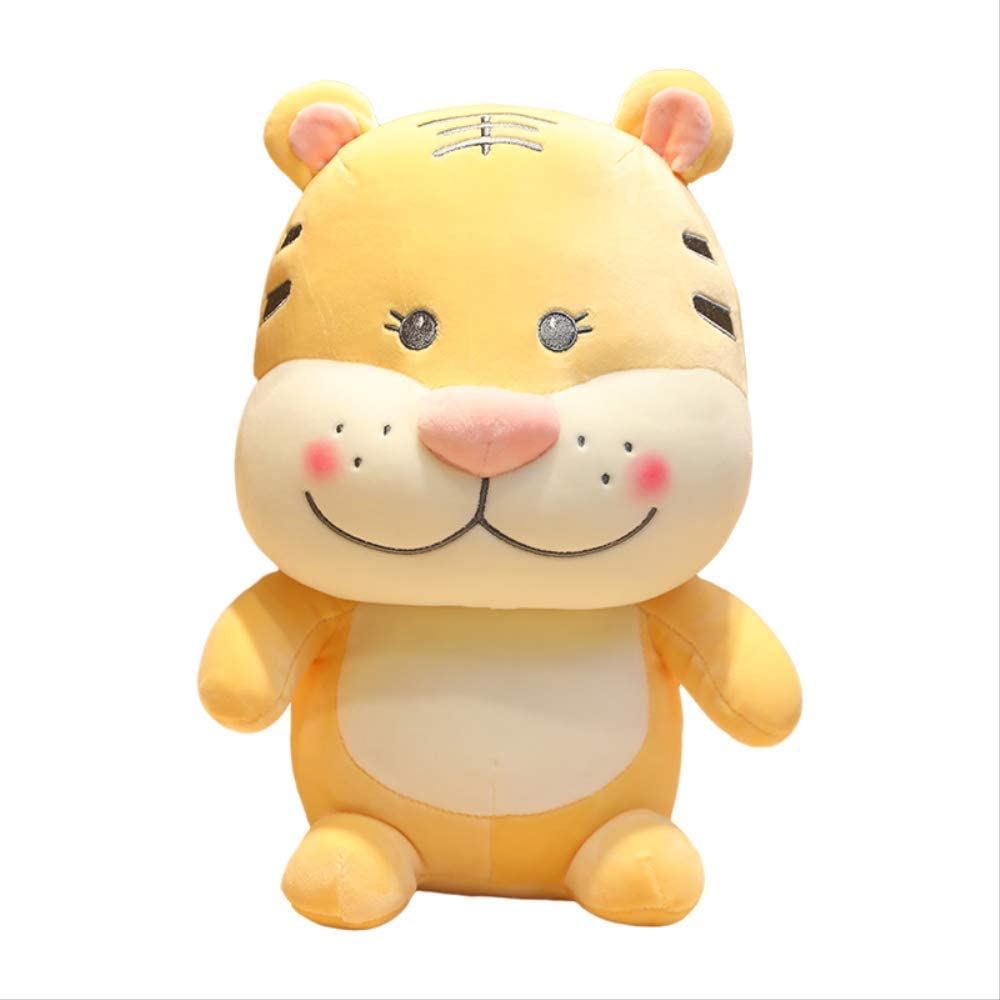 MAICU Tiger Plush Toy, 37Cm Girl Sleeping Big Pillow Regalo para Niños