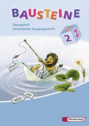 BAUSTEINE Sprachbuch - Allgemeine Ausgabe und Ausgabe Baden-Württemberg 2008: Übungsheft 2 VA
