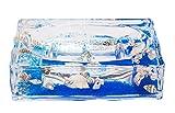 Yeti Decor 4 Piece Acrylic Liquid 3D Floating