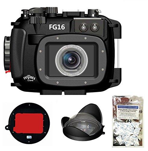 Canon G16 Underwater Housing Fantasea FG - Fantasea Camera Housing Shopping Results