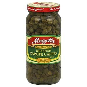 Mezzetta Capote Capers 16.0 OZ(Pack of 1)