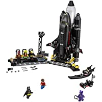 LEGO BATMAN MOVIE the Bat-Space Shuttle 70923 Building...