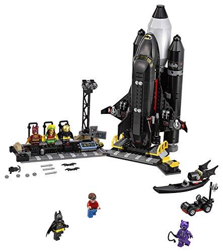Batman Lego Costumes (LEGO BATMAN MOVIE the Bat-Space Shuttle 70923 Building Kit (643 Piece))