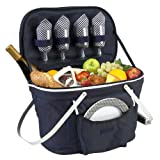 Picnic at Ascot 401-B Collapsible Insulated Basket