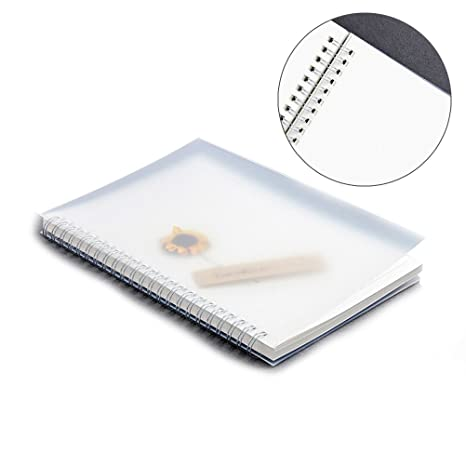 NUOLUX cuaderno de espiral diario Agenda Diario agenda para ...