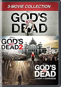 God's Not Dead: 3-Movie Collection [DVD]