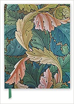 Book William Morris: Acanthus (Blank Sketch Book) (Luxury Sketch Books)