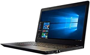 "Lenovo ThinkPad E570 15.6"" FHD Business Laptop Computer, 7th Gen Intel Core i5-7200U Up to 3.1GHz, 12GB DDR4 RAM, 512GB SSD Hard Drive, DVDRW, 802.11AC WiFi, USB 3.0, HDMI, Windows 10 Professional"