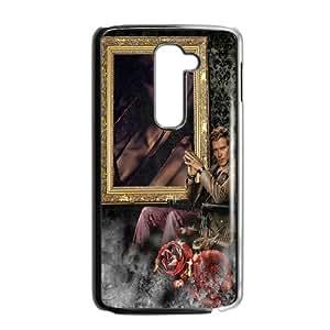 Vampire Diaries SANDY5038903 Phone Back Case Customized Art Print Design Hard Shell Protection LG G2