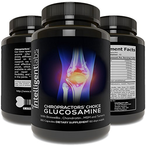 Strength Glucosamine Sulphate Boswellia Chondroitin
