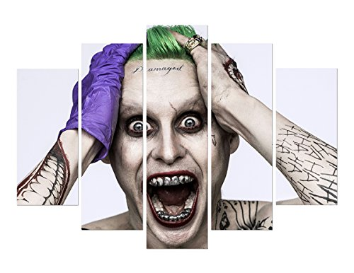 LMPTARTTM-60x36Inch-Home-Decor-Living-Room-Wall-Art-Print-Jared-Leto-Joker-Suicide-Squad-Movie-Poster-Picture-Children-Kids-Room-Wall-Decor-Print-Painting-On-Canvas-Art-Framed-Painting-Ready-To-Hang