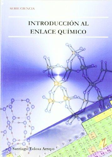 Descargar Libro Introducción Al Enlace Químico Santiago Tolosa Arroyo