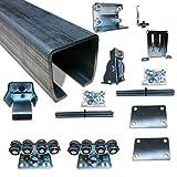 Slide Gate Truck Assembly kit M Cantilever Gate Truck Assemblies Sliding Gate
