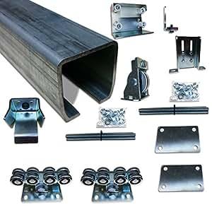 Slide Gate Truck Assembly Kit M Cantilever Gate Truck